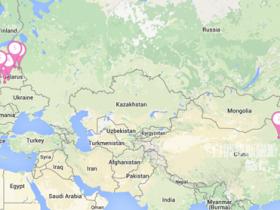 科普白俄罗斯离中国有多远?说什么语言?(有图)