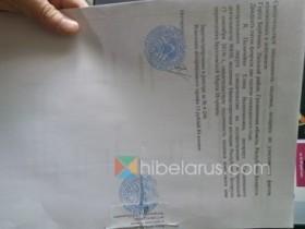 明斯克护照和驾照及其他文件翻译(有资质,法律效力)
