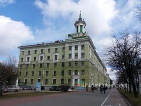 2017实拍:走进白俄罗斯国立工业大学的校园(多图+视频)