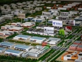 又有四家中国企业正式注册进入中白巨石工业园
