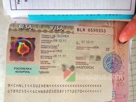 你好!想去白俄罗斯看看什么生意可做,请问签证办理是什么流程?