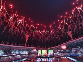 带你去看2019年白俄罗斯举办的欧洲运动会开幕式(高清大图)