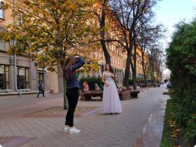 2019年留学白俄罗斯读研,感受明斯克的老建筑风格(实图)