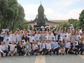 白俄罗斯公立大学第28所:戈梅利国立技术大学的校园