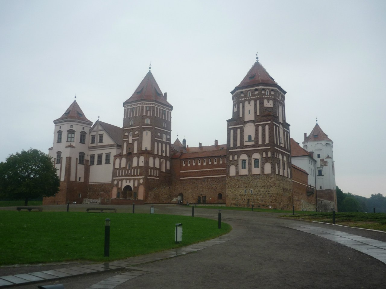 白俄罗斯米尔城堡3