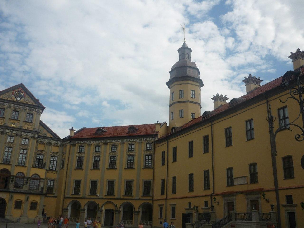 白俄罗斯米尔城堡6