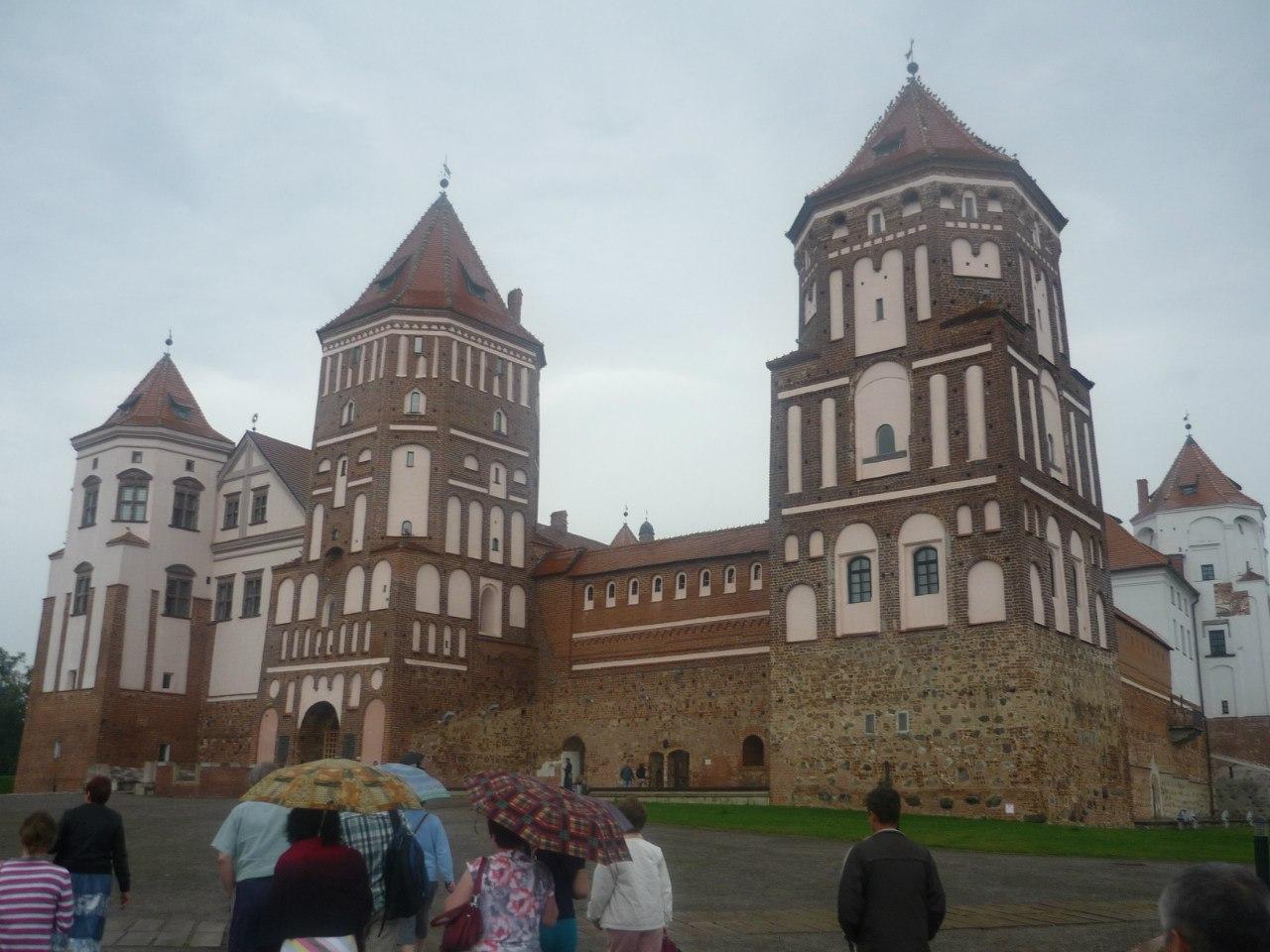 白俄罗斯米尔城堡4