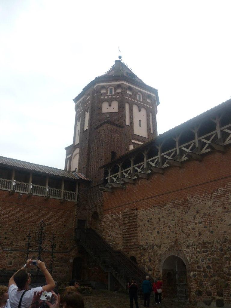 白俄罗斯米尔城堡8