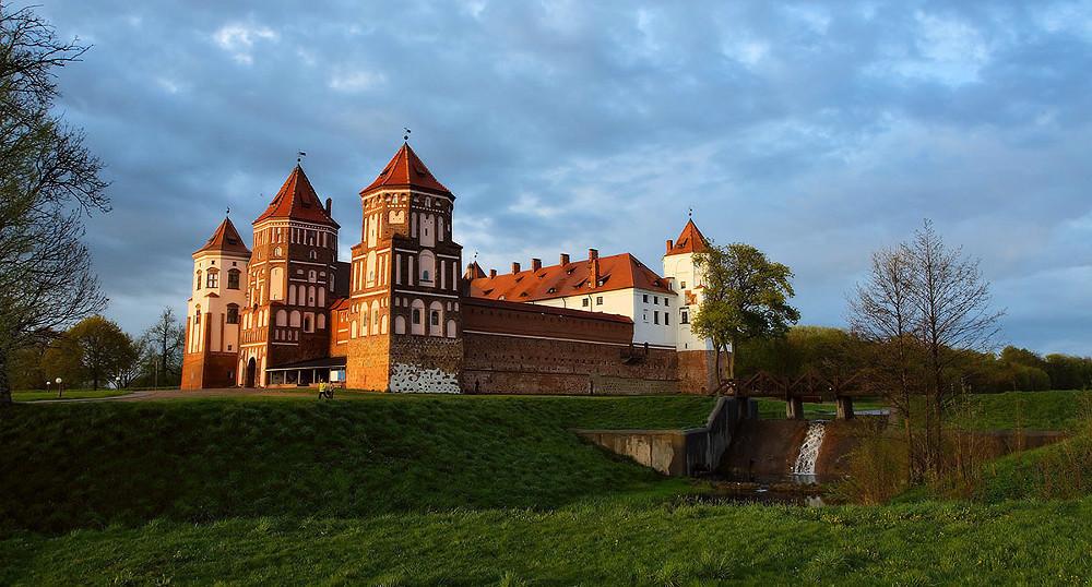白俄罗斯米尔城堡2