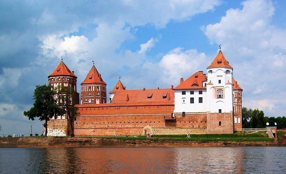 白俄罗斯米尔城堡1