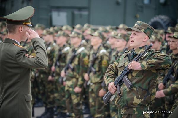 白俄罗斯新兵8