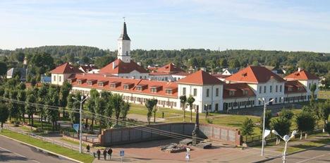 莫吉廖夫州城镇