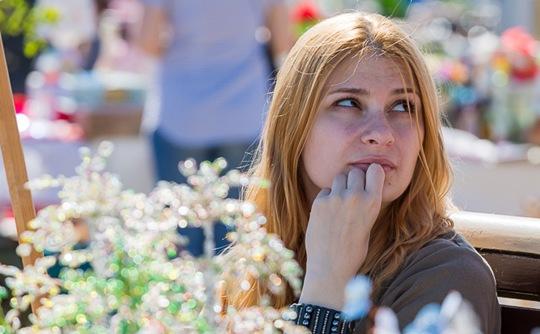 白俄罗斯独立日美女10