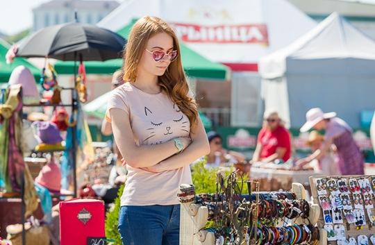 白俄罗斯独立日美女11