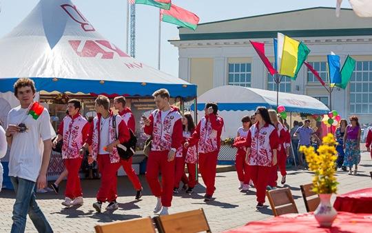 白俄罗斯独立日12