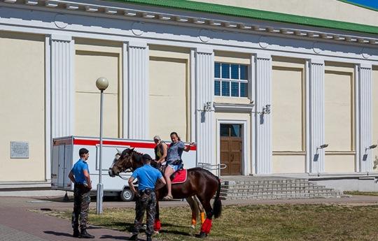 白俄罗斯独立日美女15