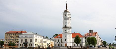 莫吉廖夫州建筑