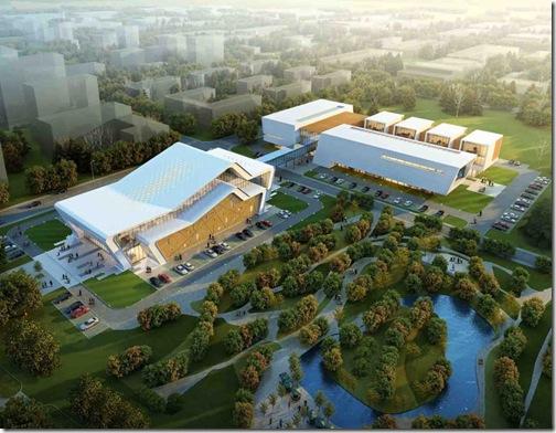 中白工业园