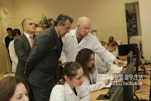 白俄罗斯国立医科大学——该国最重要的医学教育机构