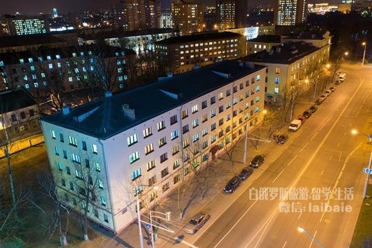 图解)白俄罗斯国立工艺大学发展和专业