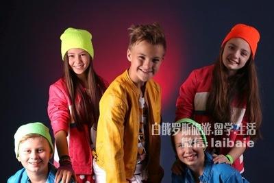 白俄罗斯小姑娘获得欧洲儿童音乐大赛第7名