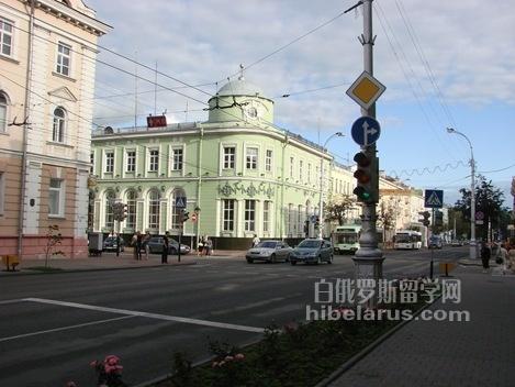 白俄罗斯东南部州—戈梅利图片和经济情况