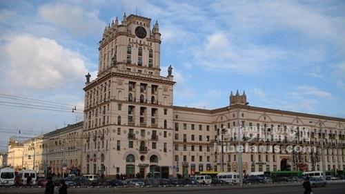 白俄罗斯民众从波兰购物 部分再转卖到国内