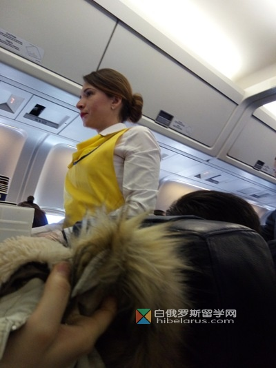 白俄罗斯之旅点滴-乘乌克兰航空的个人心得和注意事项(干货)