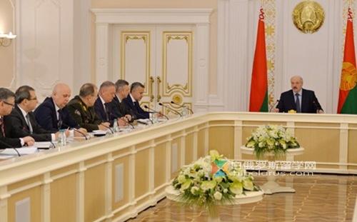 白俄罗斯总统表示:要实现白俄罗斯商业环境真正地改善