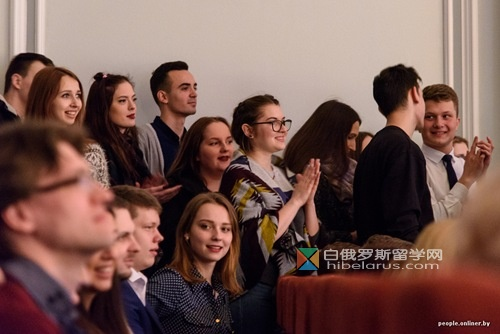 什么是美女成灾?白俄罗斯国立经济大学选美(多图)