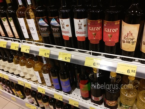 中国商人打算在白俄罗斯向食品生产投资12多亿美元