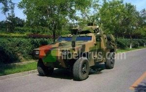 重庆产最新式装甲车将列装白俄罗斯武装力量