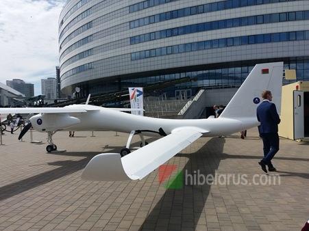 白俄罗斯国防最新设备和方案将在2017迪拜航空航天展览展出