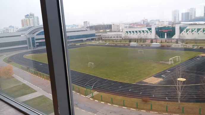 图说白俄罗斯国立体育艺术大学——和奥运冠军做校友