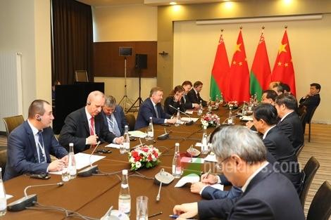 白俄罗斯总理: 将在中国宣布2018年为白俄罗斯旅游年。