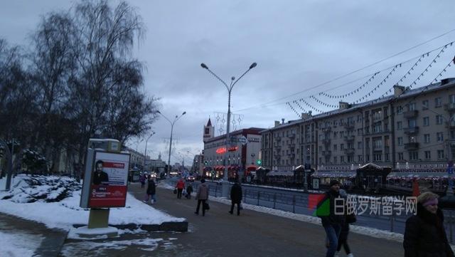 高考没考上理想本科,开始了白俄罗斯国立大学留学