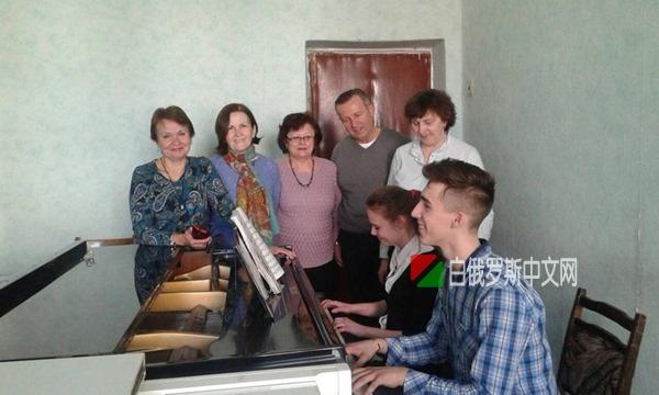白俄罗斯国立师范大学音乐教育艺术系视频(包括美术和设计专业)
