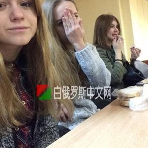 我在白俄罗斯国立文化艺术大学留学,亲眼看见三军仪仗队!!自豪!