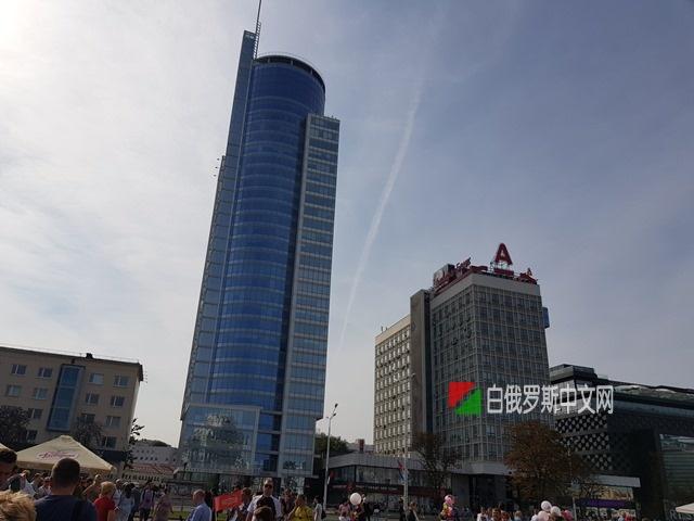 『图文分享』白俄罗斯首都明斯克——951年城市日庆祝活动