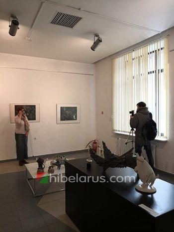 白俄罗斯国立艺术学院和我们中心合拍大学介绍视频