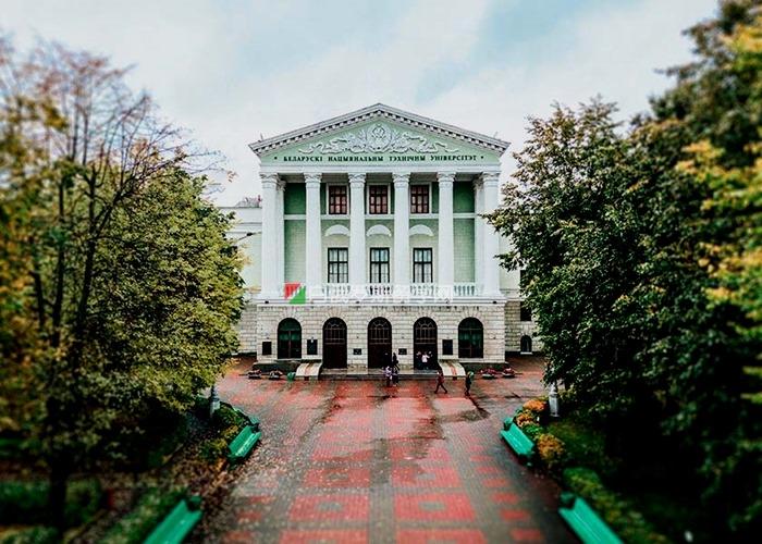 白俄罗斯国立工业大学宿舍
